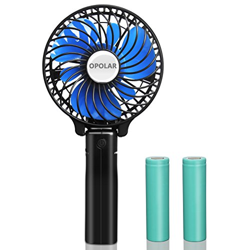 Opolar Portable Battery Operated Fan Off Grid Electronics